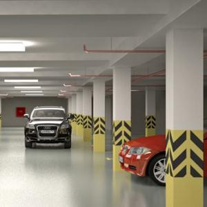 Автостоянки, паркинги Большого Полпино