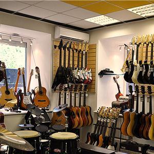 Музыкальные магазины Большого Полпино