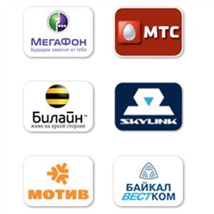 Операторы сотовой связи Большого Полпино