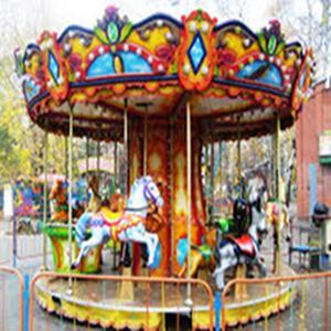 Парки культуры и отдыха Большого Полпино