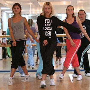 Школы танцев Большого Полпино