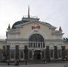 Железнодорожные вокзалы в Большом Полпино