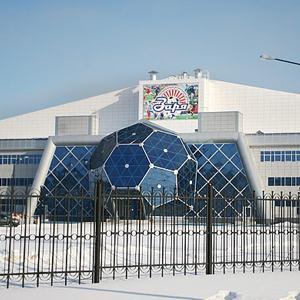 Спортивные комплексы Большого Полпино
