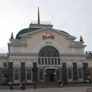 Железнодорожные вокзалы Большого Полпино